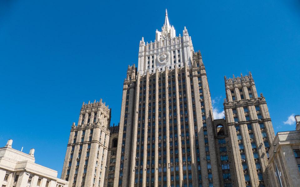 МИД России: США не поддержали предложение Путина о разговоре с Байденом