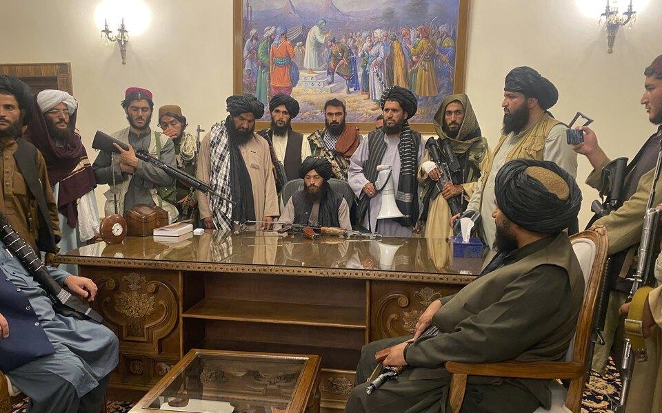 Как Афганистан пал вруки Талибов ичто это значит дляРоссии имира