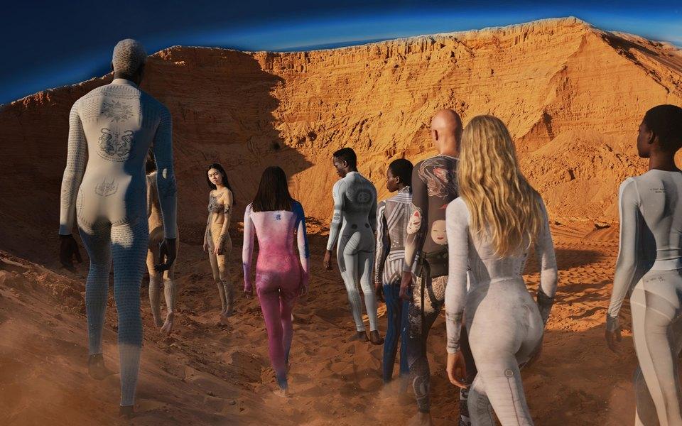 Кадр из экофильма Mission марки Ttswtrs