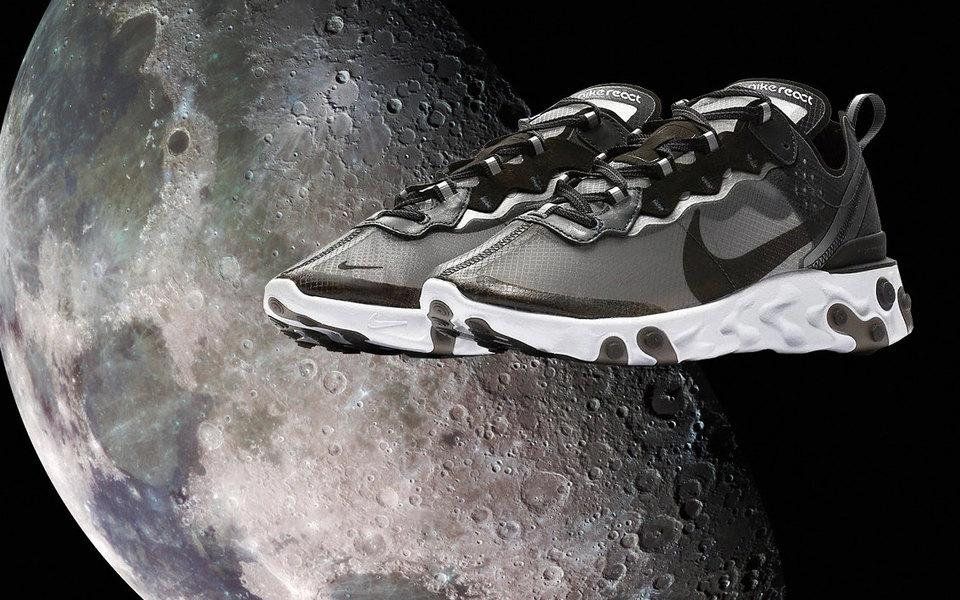 Кроссовки дня: Nike React Element 87, идеальные кроссовки длягорода (и это практически единогласное мнение)