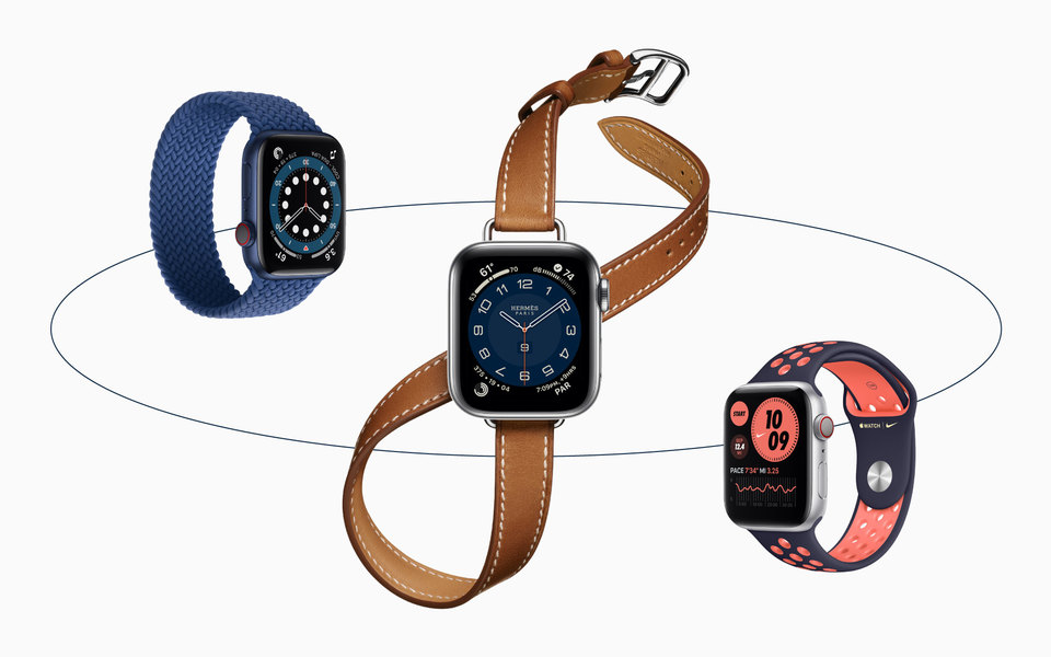 Дитя двадцатого года: какими получились часы Apple Watch Series 6 (тест)