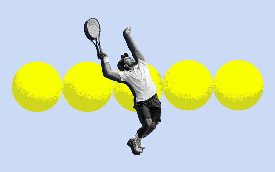 «Золушка оттенниса»: как российский теннисист Аслан Карацев совершил сенсацию ипрорвался наолимп (и теперь сыграет сДжоковичем)