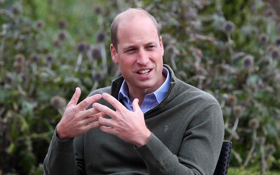 Принц Уильям выступит наконференции TED иобсудит климатические изменения