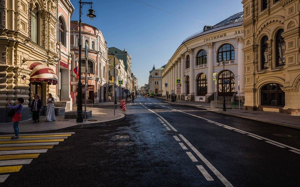 Москва заняла 5-ю строчку в рейтинге самых комфортных и доступных городов России
