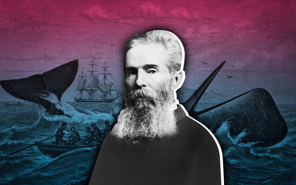 Левиафан отлитературы: вспоминаем жизнь итворчество Германа Мелвилла кего 200-летнему юбилею