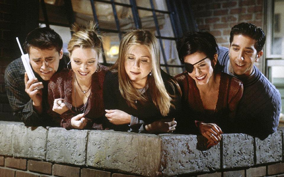 Google выпустил пасхалки к25-летию сериала «Друзья»