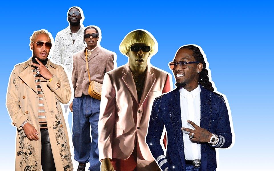 «Нет стилистам!»: зачем рэперы отказываются отуслуг имиджмейкеров (и отказываются ли?)
