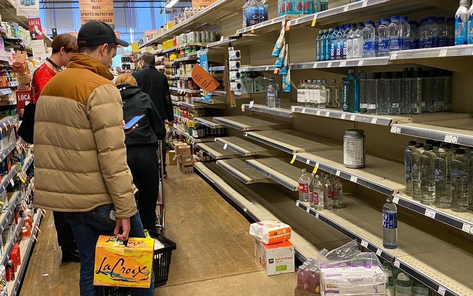 В США из-за коронавируса объявлен режим чрезвычайной ситуации