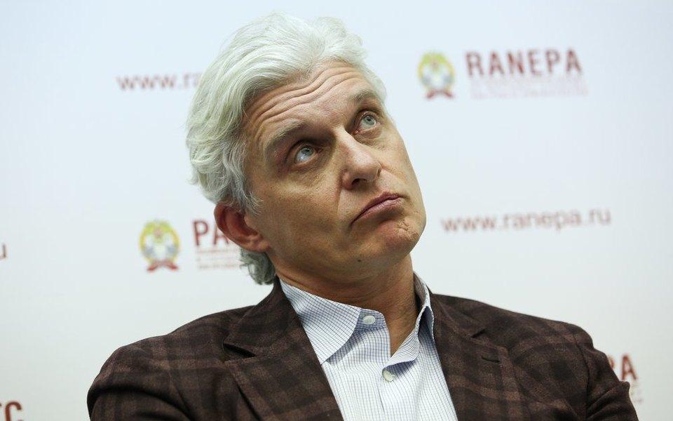 Олег Тиньков рассказал, что у него острая форма лейкемии