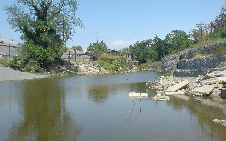 В Сочи переименовали реку Хероту. Она была очень популярна утуристов