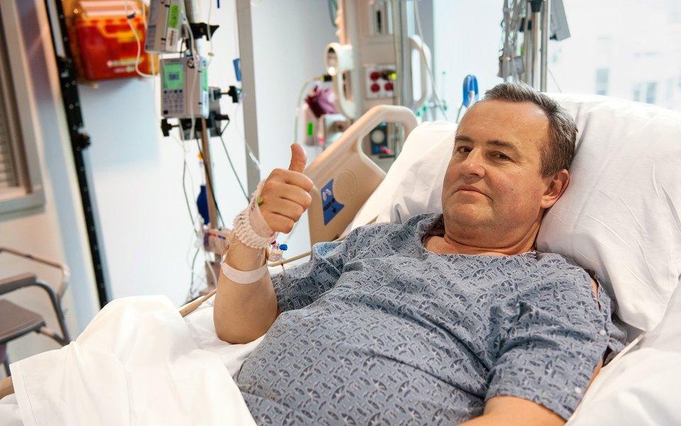 Каково это — перенести трансплантацию пениса