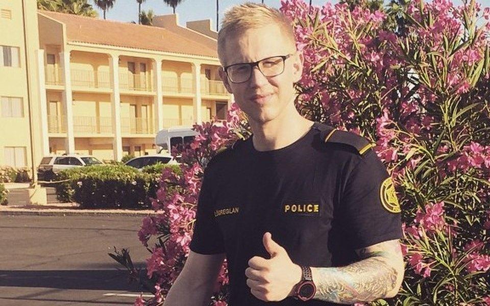 Сколько стреляет полиция вНорвегии