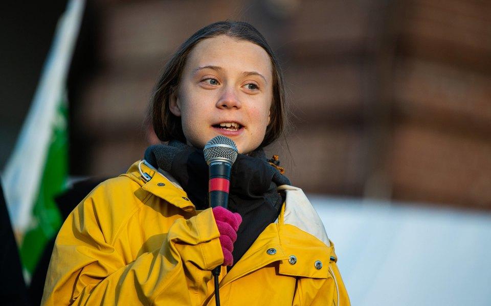 Грета Тунберг приехала нафорум вДавос. Она заявила оботсутствии прогресса ввопросе изменения климата