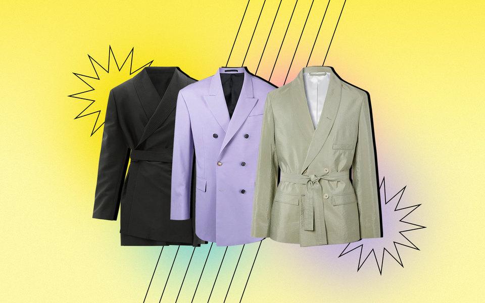 Расслабленный, цветной, споясом: какой блейзер выбрать налето икак его носить