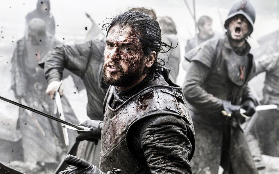 Авторы «Игры престолов» закончили снимать битву заВинтерфелл. Съемки заняли 55 дней