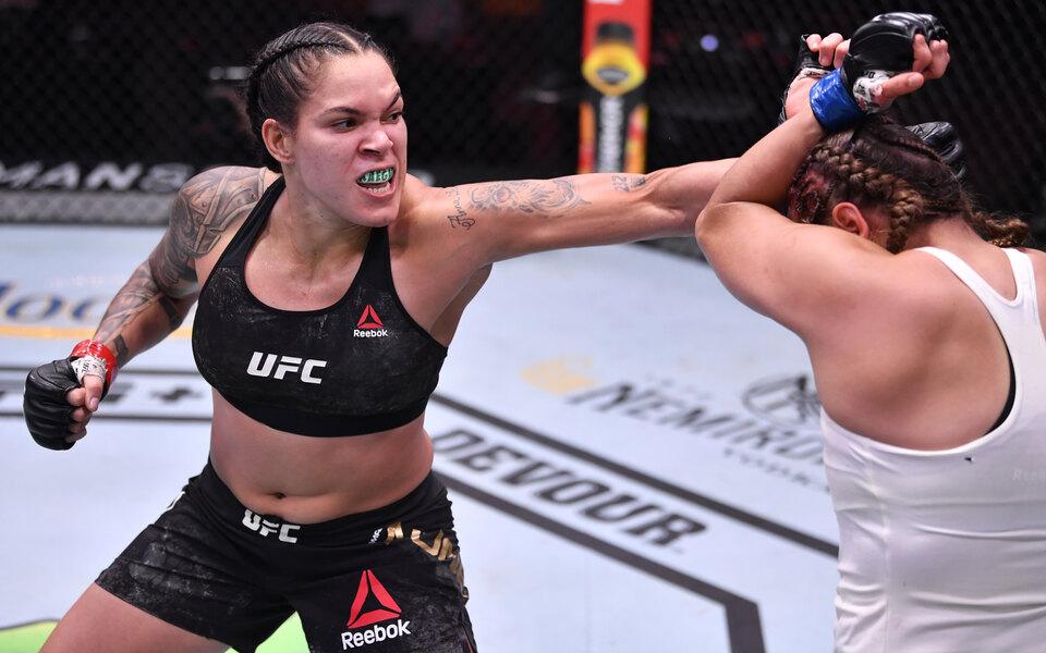 Чемпионка UFC вызвала на бой Ким Кардашьян