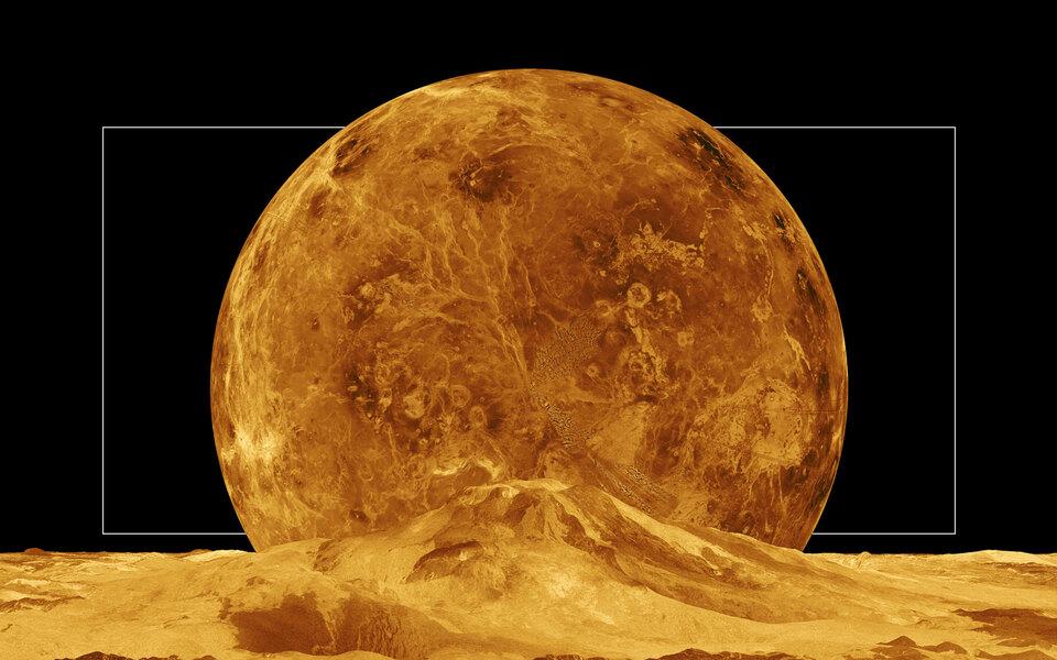 Русская планета: почему «Роскосмос» решил искать наВенере жизнь