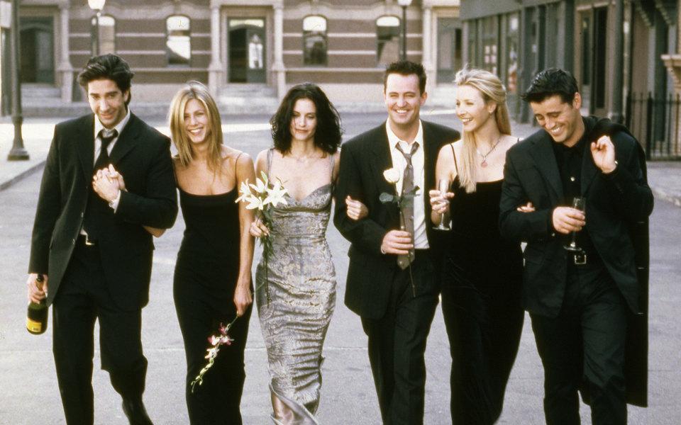 Дружба навсегда: HBO анонсировал выход нового эпизода сериала «Друзья»