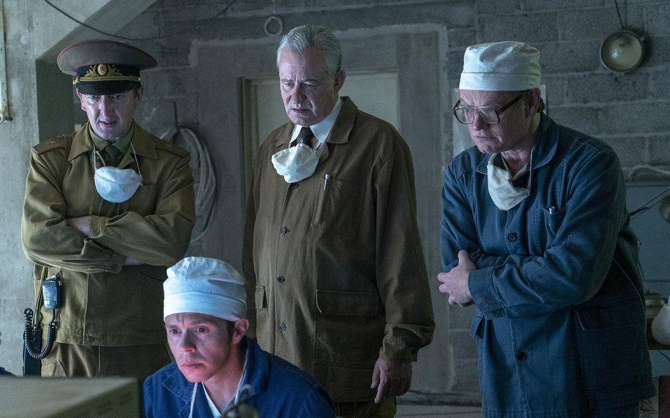 Единственная (и главная) претензия ксериалу «Чернобыль»: неделайте изученых прокуроров