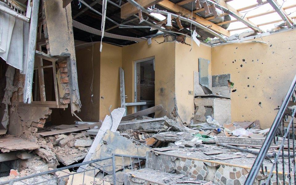 Армения иАзербайджан обвинили друг друга внарушении гуманитарного перемирия