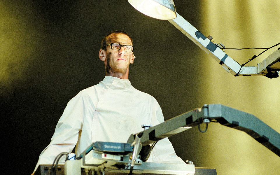 Кристиан Лоренц: «Для Rammstein вообще крайне важно ощущение опасности — реальной, непридуманной»