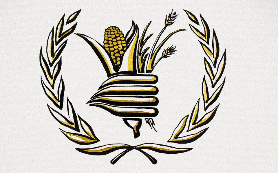 Нобелевскую премию мира присудили Всемирной продовольственной программе ООН