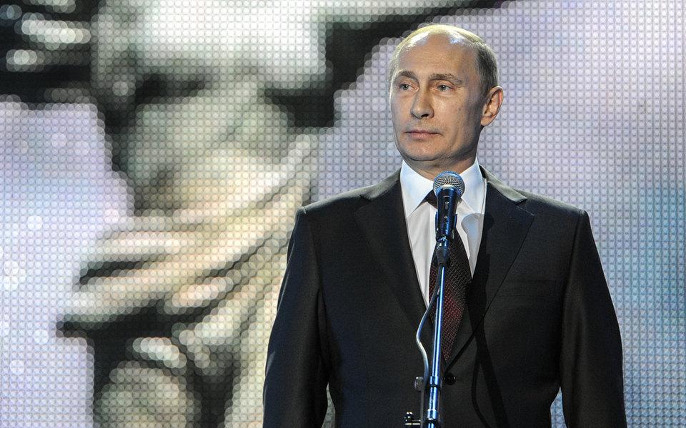 Британский канал снимает документальный сериал оПутине, который решил «сделать Россию вновь великой»