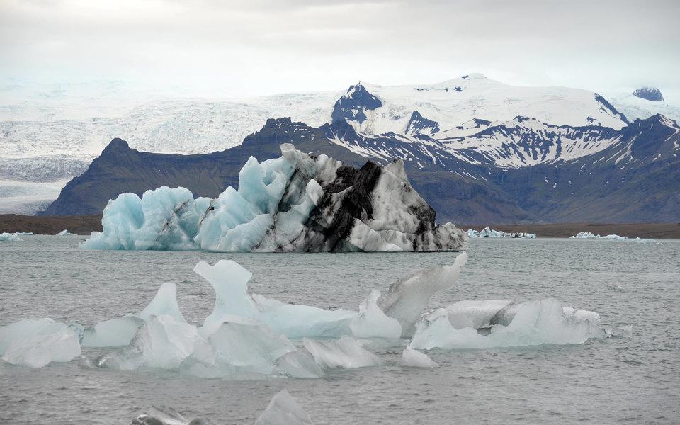 Земля лишилась 28 триллионов тонн льда менее чем за30 лет