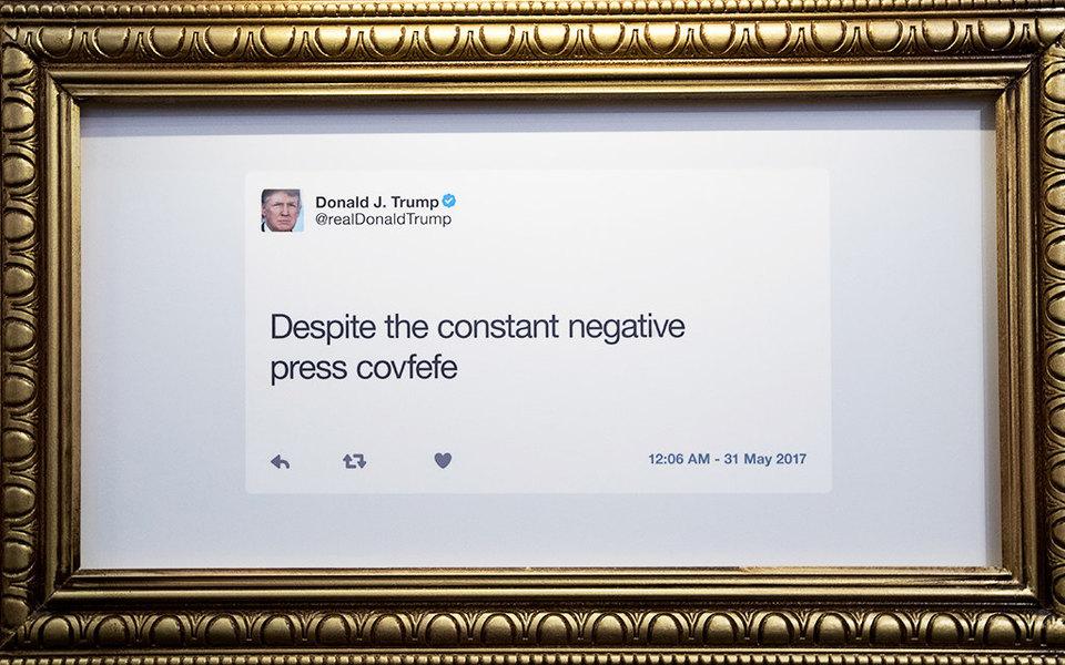 Каково это - заблокировать твиттер Дональда Трампа