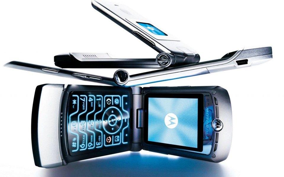 Motorola может перезапустить производство «раскладушки» Razr
