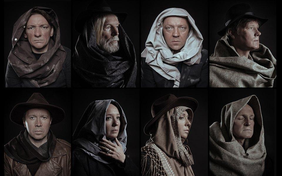 В Театре наций идут премьеры «Иранской конференции» Ивана Вырыпаева со звездами российского театра