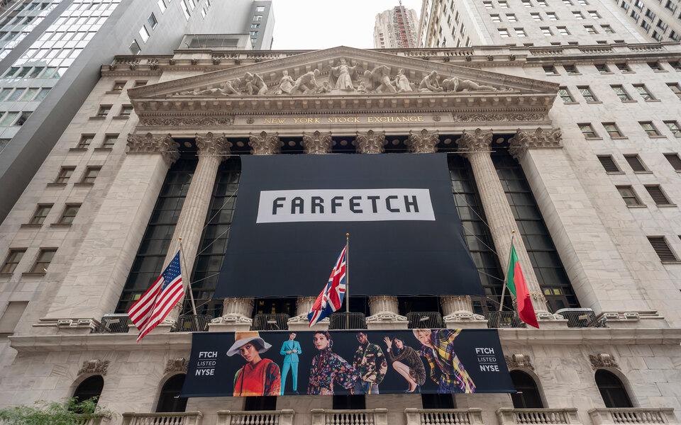 Farfetch, Alibaba иRichemont объявили осотрудничестве — компании будут развивать люксовый рынок Китая
