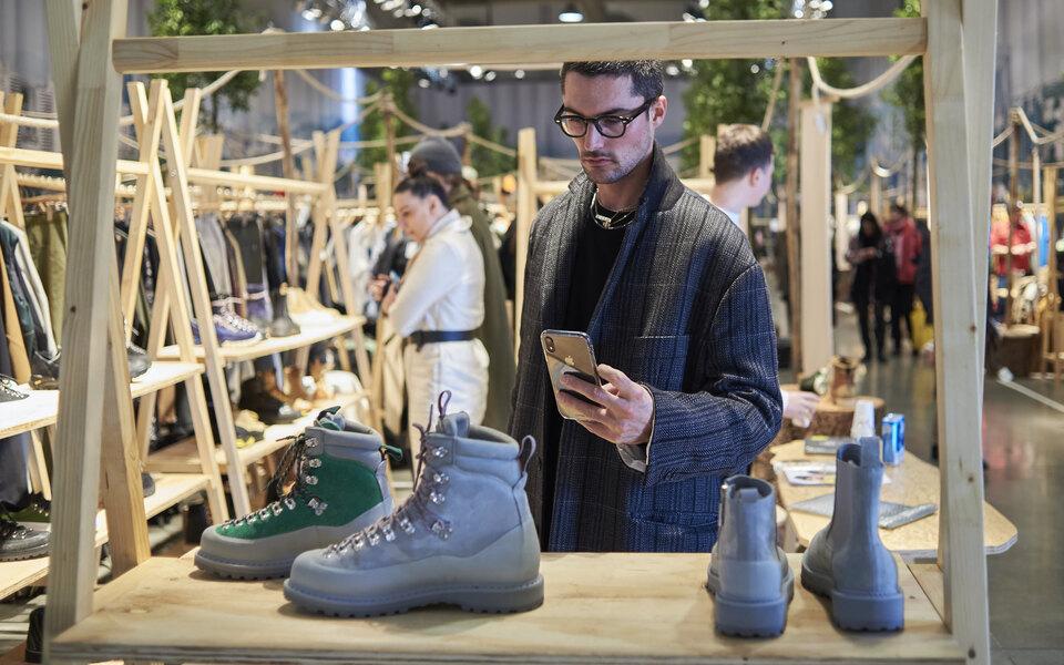 Выставка мужской моды Pitti Uomo отменила февральские офлайн-показы