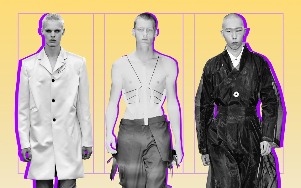 Что носить летом (этим иследующим): 5 главных тенденций недели мужской моды вЛондоне