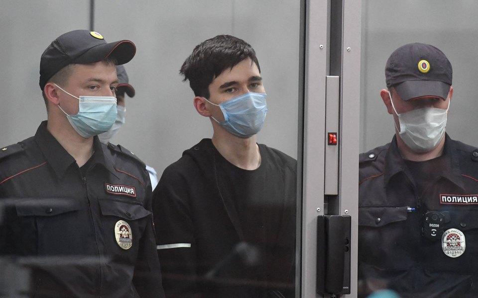 Суд арестовал казанского стрелка