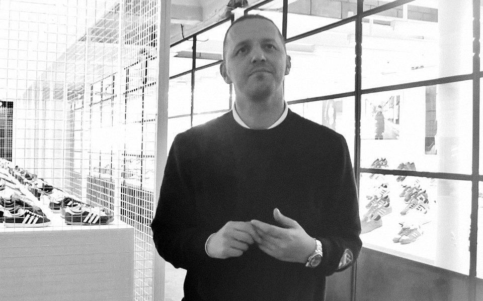 Интервью Гэри Аспдена (Adidas)