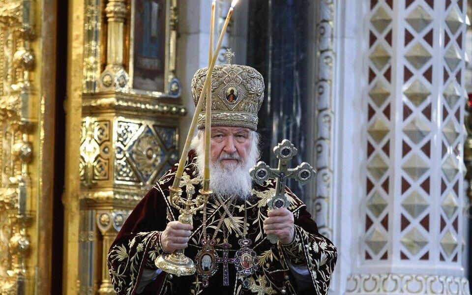 Патриарх Кирилл заявил, что верующие смогут проходить сквозь стены