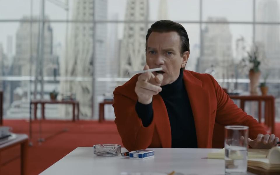 Netflix выпустил трейлер мини-сериала «Холстон» с Юэном Макгрегором