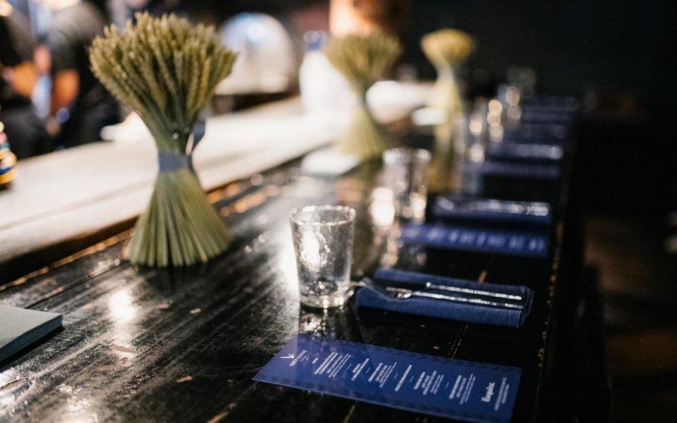 Как прошел первый ужин Esquire Kitchen вресторане «Северяне»