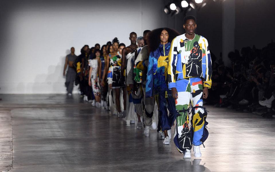 Свежий взгляд: лучшие показы недели мужской моды вЛондоне
