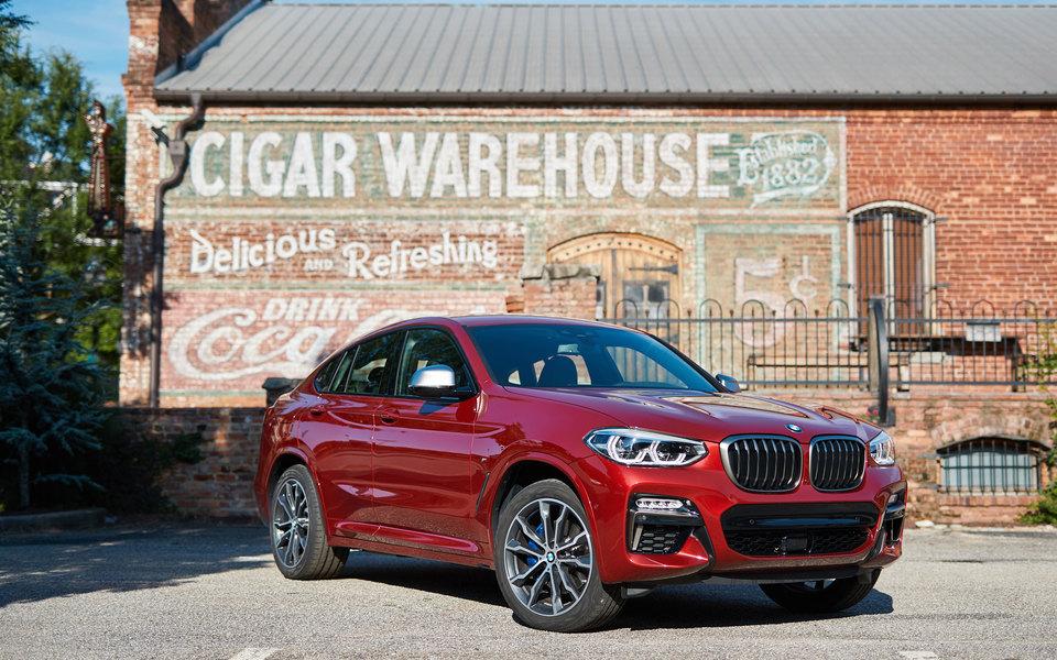 Новый BMW X4: автомобиль схарактером