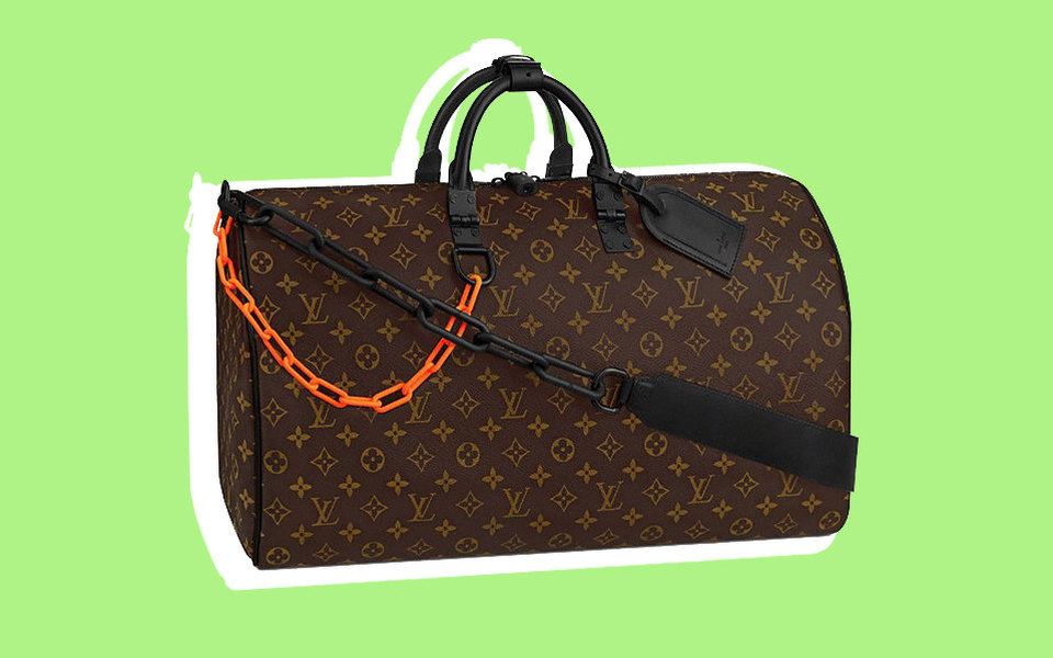 da91833a9ae9 Аксессуары из первой коллекции Вирджила Абло для Louis Vuitton: все предметы
