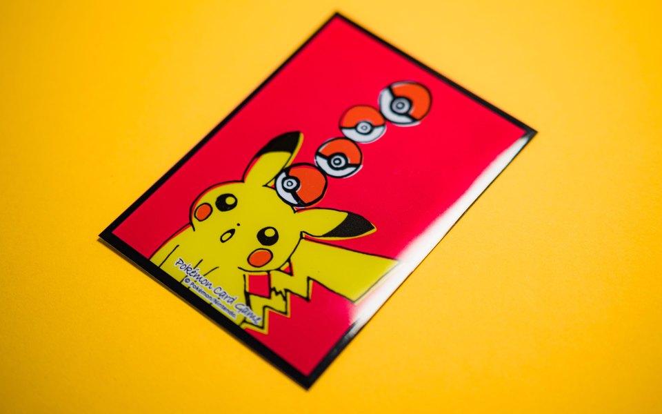 В Токио арестовали мужчину за кражу карточек Pokémon