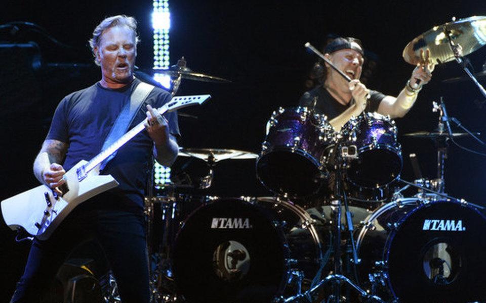 Гитарист группы «Кино» ответил Metallica кавером наEnter Sandman