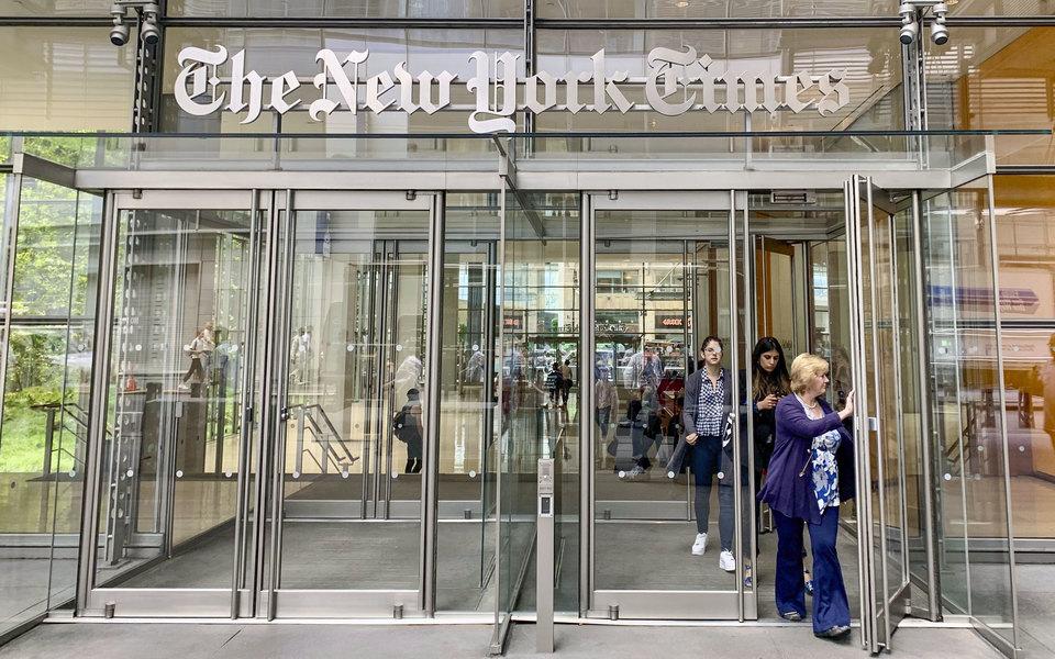 The New York Times договорилась о покупке компании-создателя Serial — одного из самых популярных подкастов в мире