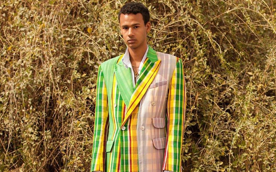 Мужская марка, закоторой стоит следить: нигерийские традиции насовременный манер вколлекциях Kenneth Ize