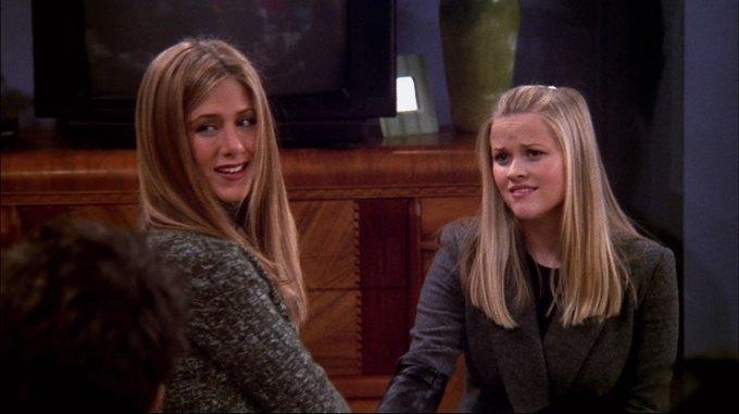 У Рейчел две сестры. Как их зовут?