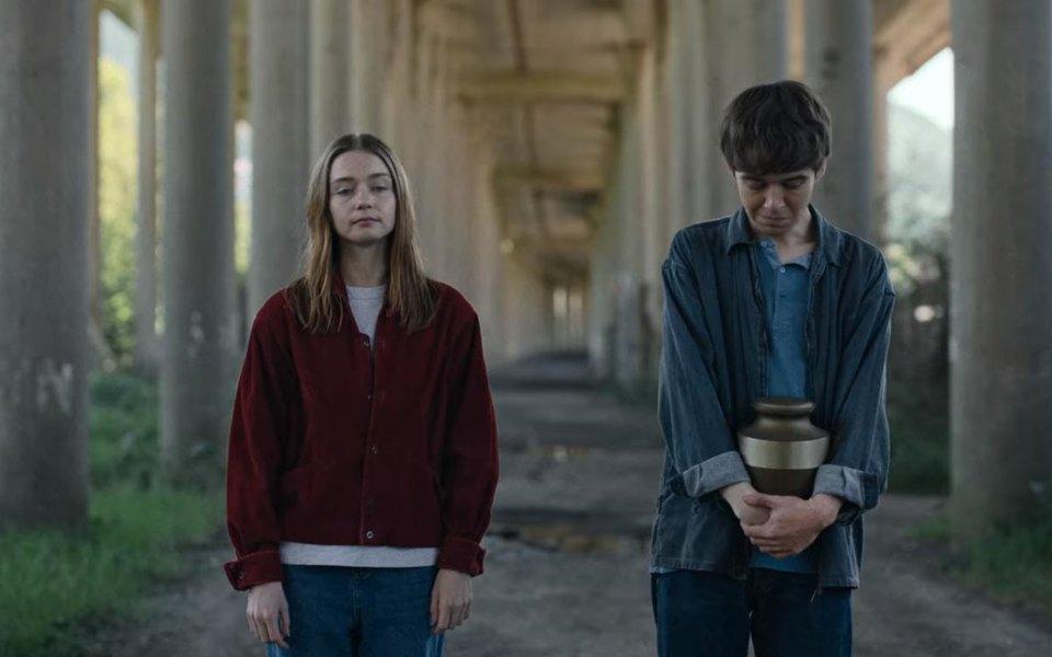 «Конец ***го мира» — сериал отрудных подростках, которых вы несможете неполюбить