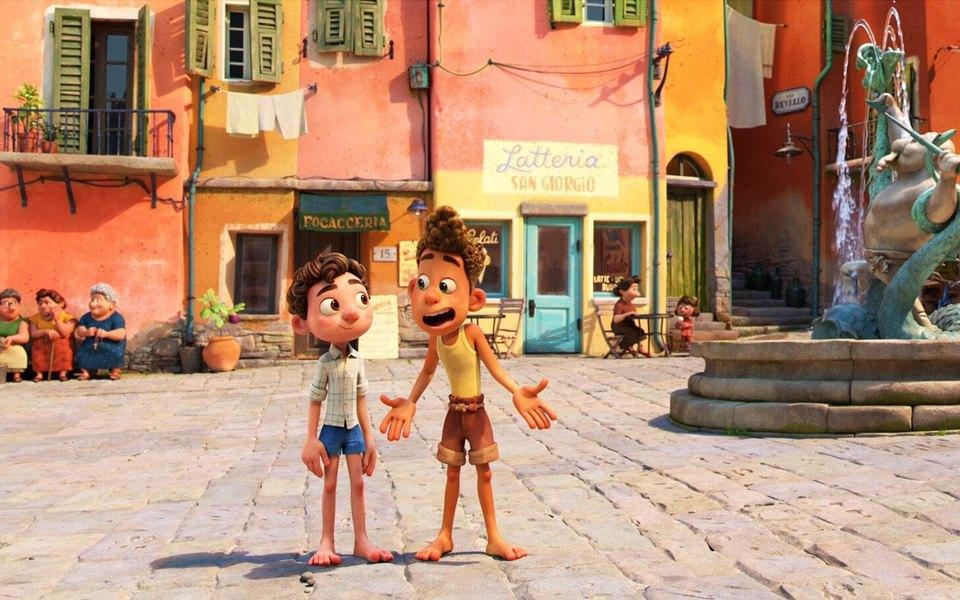 Санта Рикотта: впишется ли новый мультфильм Pixar «Лука» проюных рептилоидов вконтекст новой этики