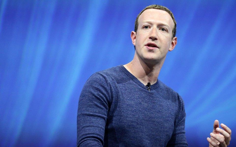 Акционеры Facebook потребовали снять Марка Цукерберга споста главы совета директоров